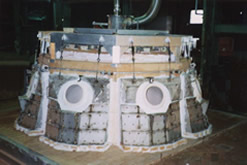 Joint-type pot furnace