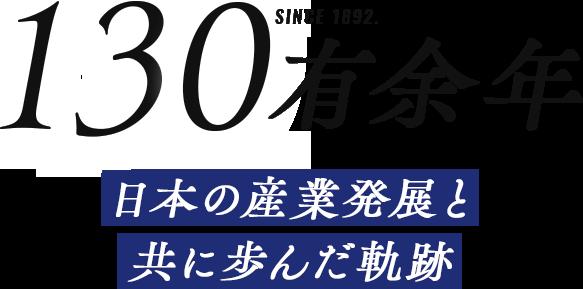 120年 日本の硝子産業発展と共に歩んだ軌跡